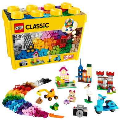 LEGO® Classic Creative grote bouwdoos 10698