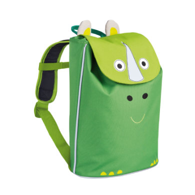 LÄSSIG 4Kids Batoh - Mini Duffle Backpack Wildlife - Rhino