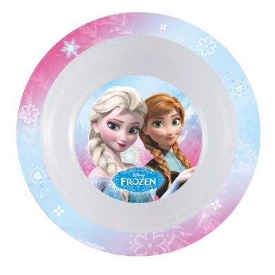 P:OS Miseczka śniadaniowa z melaminy Disney Frozen