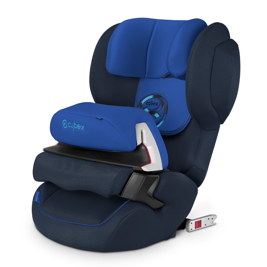 cybex SILVER Kindersitz Juno 2-fix Royal Blue-blue