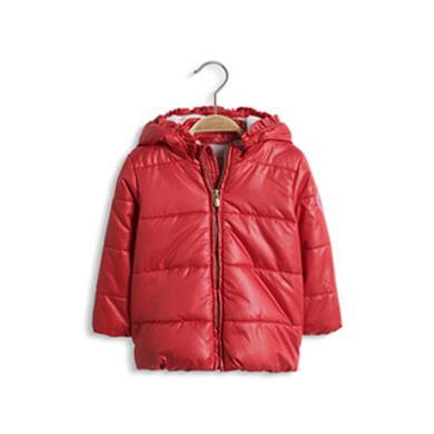 Esprit Basic Jacke outdoor rot - Mädchen