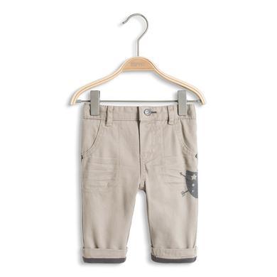 Esprit Woven Pants taupe - grau - Jungen