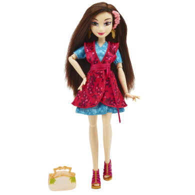 HASBRO The Descendants - Lonnie in Lievelings-Outfit