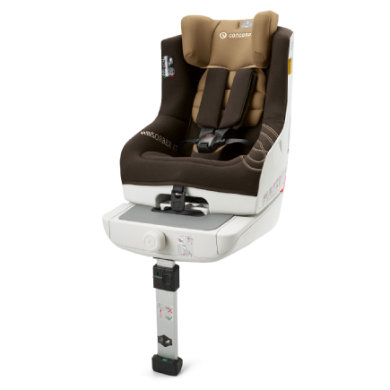 Concord Kindersitz Absorber XT Walnut Brown - b...