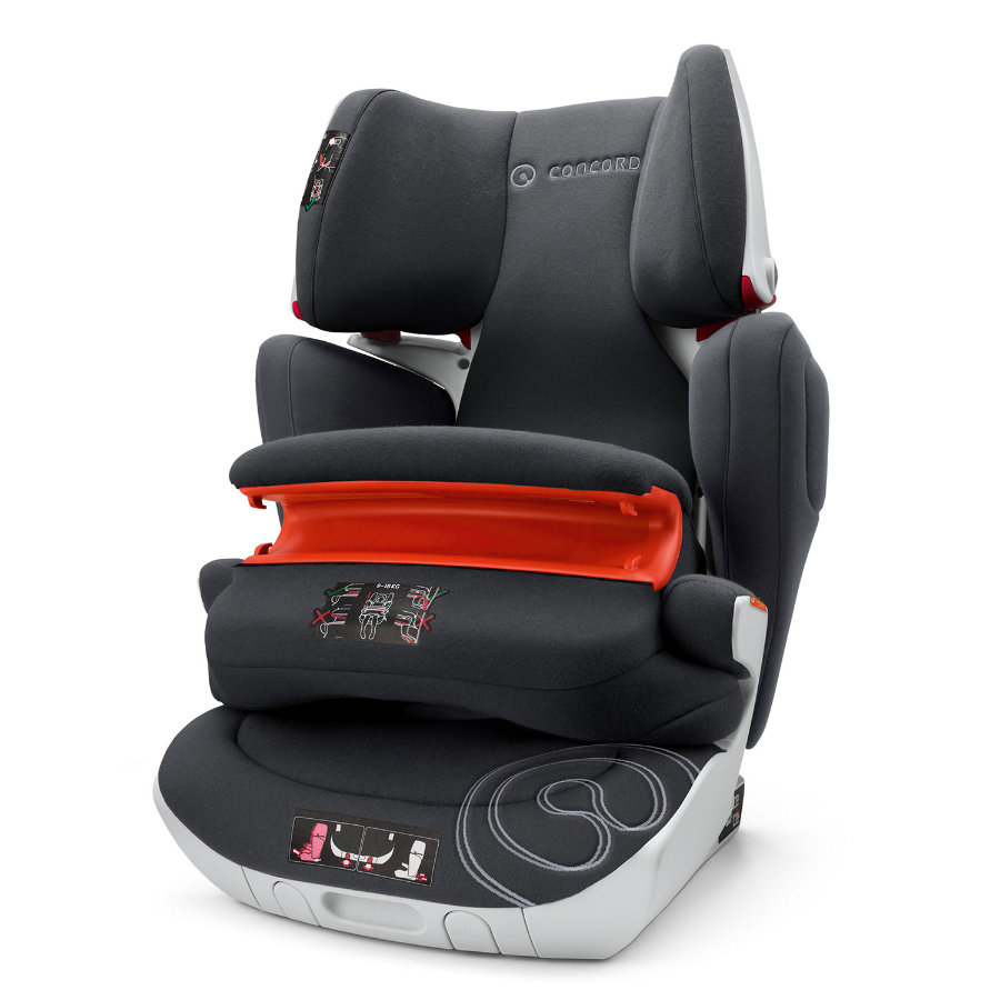 CONCORD Kindersitz Transformer XT Pro Midnight ...