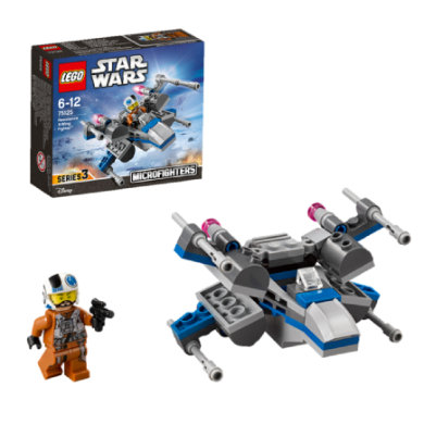 LEGO® Star Wars™ - X-Wing Fighter™ Ruchu oporu 75125