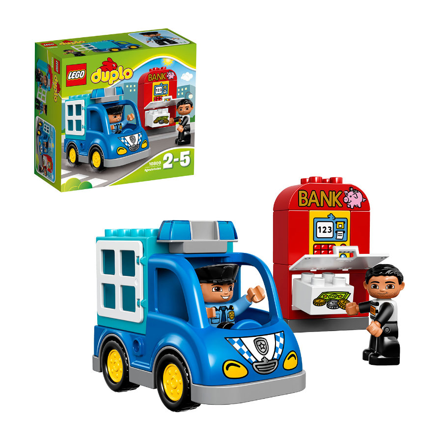 LEGO® DUPLO® - Polizeistreife 10809