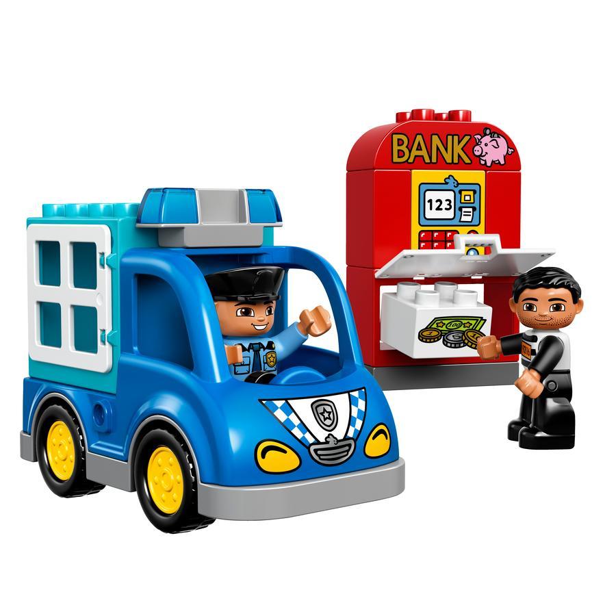 Lego ® DUPLO® - Policejní hlídka 10809