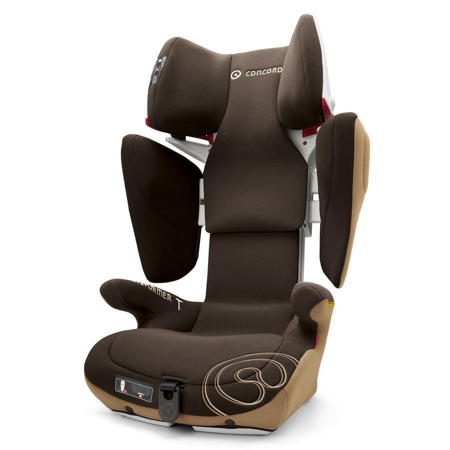 CONCORD Kindersitz Transformer T Walnut Brown