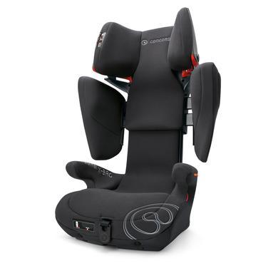 CONCORD Autostoel Transformer X-Bag Midnight Black