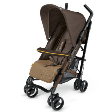 CONCORD Buggy Quix.Plus Walnut Brown