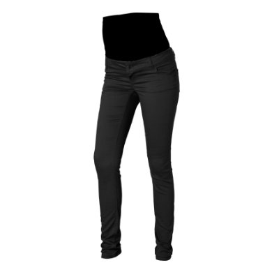 Mama Licious SHELLY Slim fit jeans black denim