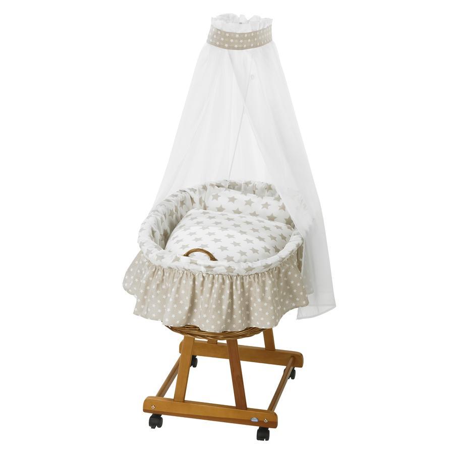 stubenwagenset preisvergleich die besten angebote online kaufen. Black Bedroom Furniture Sets. Home Design Ideas