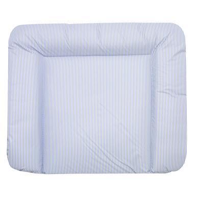 Wickelmöbel und Zubehör - Alvi Wickelauflage Wiko Molly Folie Streifen blau 75x85 cm  - Onlineshop Babymarkt