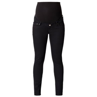 Noppies Umstands Jeans Leah black - schwarz - Damen