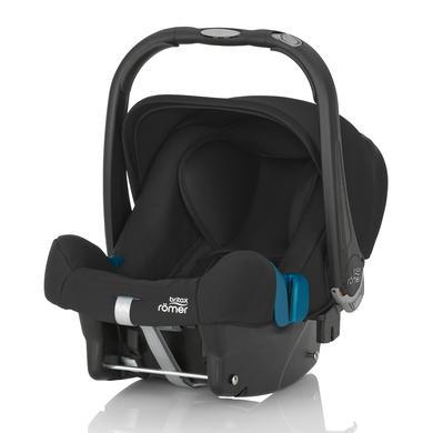 Image of Britax Römer Babyschale Baby-Safe plus SHR II Cosmos Black - schwarz