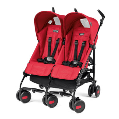 Peg-Perego  Pliko Mini Twin Mod Red 2016 - červená