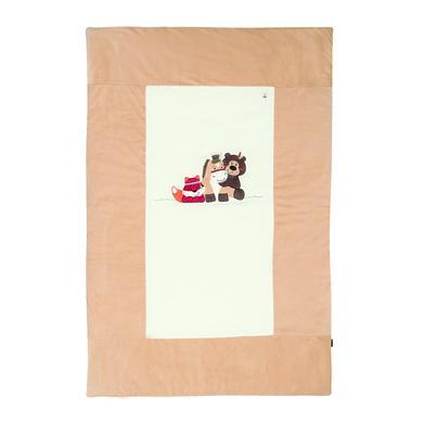 CANDIDE Sängöverkast / Lekmatta Indianer