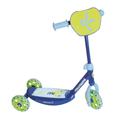 Authentic Sports Kiddyscooter Muuwmi, blau