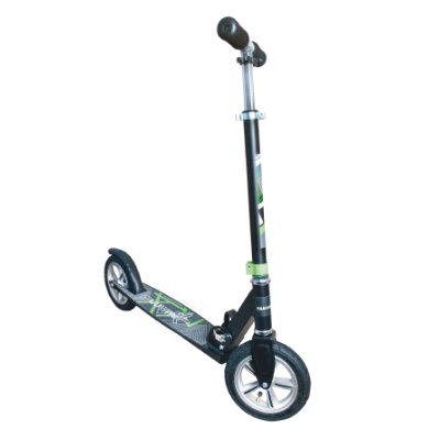 Authentic Sports Aluminium Scooter Muuwmi AIR 205 mm SG schwarz