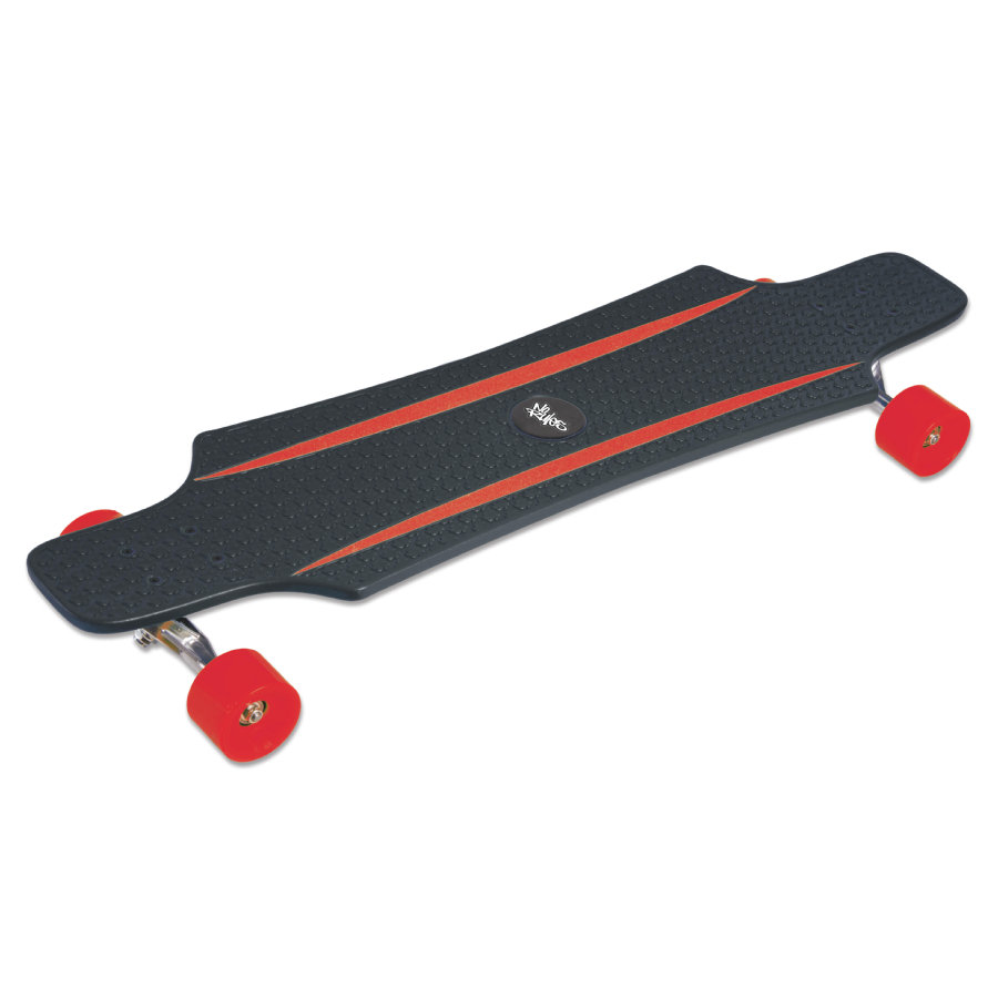 AUTHENTIC SPORTS Longboard PP Flex, ABEC 7