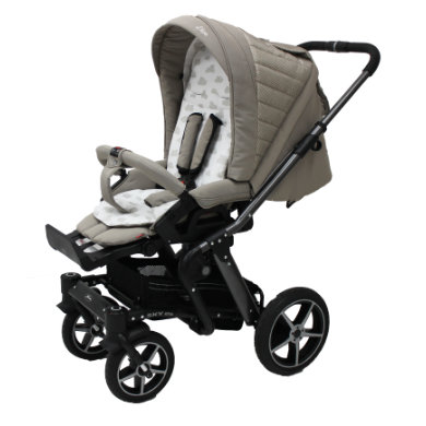 Hartan Kinderwagen Sky GTS s.Oliver Dream Big (963) Beige