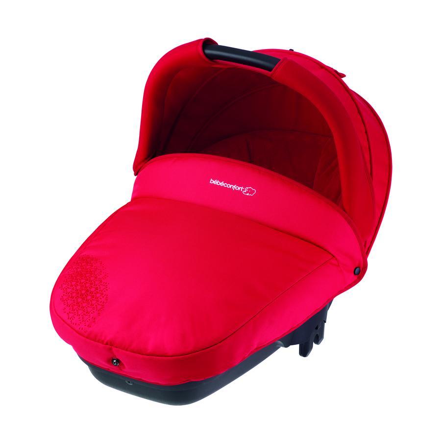 Image of Bébé Confort kompakte Tragewanne ORIGAMI RED (Babyschale 0 - 13 kg) - rot