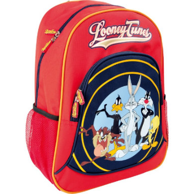 small foot ® Snoopy Schulrucksack rot