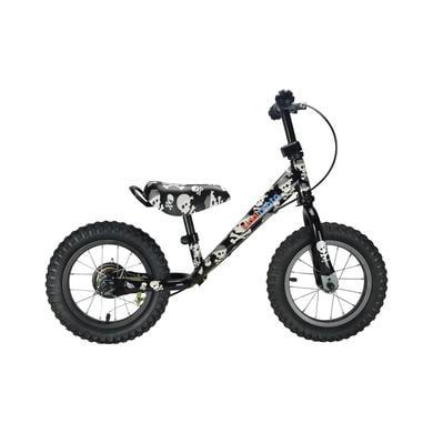 Laufrad - kiddimoto® SuperJunior MAX Laufrad Skullz - Onlineshop