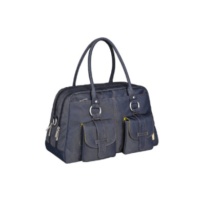 Lässig  Green Label Global Bag Ecoya blue - modrá
