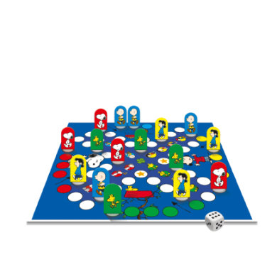 Noris Brettspiel - Peanuts - Snoopy Mania