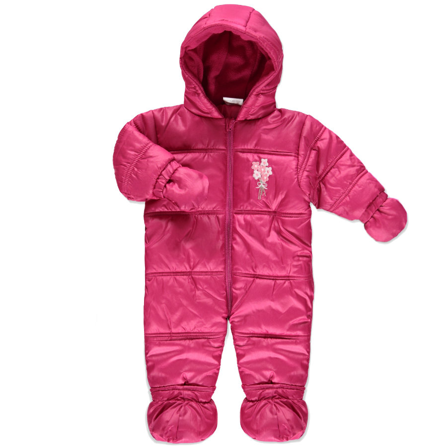 pink or blue Girls Winter Schneeoverall pink