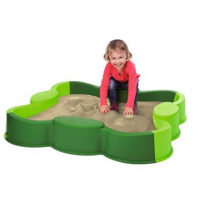 Spielhäuser und Sandkästen - BIG Vario Sandkasten Cover grün  - Onlineshop Babymarkt