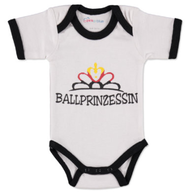 pink or blue Girls Body Ballprinzessin weiß - M...