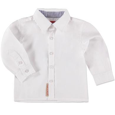 Babytaufbekleidung - Staccato Boys Baby Hemd white – weiß – Gr.80 – Jungen - Onlineshop Babymarkt