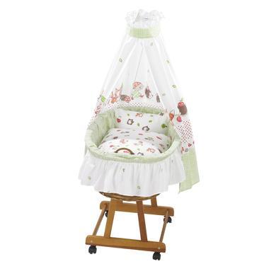 Stubenwagen und Wiegen - Alvi ® Komplettstubenwagen Jola natur 264 1 Waldfreunde  - Onlineshop Babymarkt