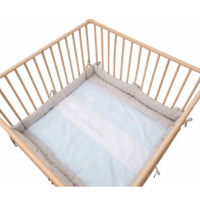 Be Bes Collection Playpen insert Little Prince modrý