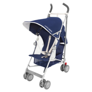 MacLaren Buggy Globetrotter Medieval Blue-White