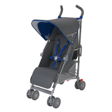 MacLaren Buggy Quest Sport Charcoal-Harbour Blue
