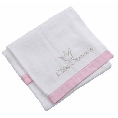 Be Be's Collection Ručník Malá princezna růžová 70 x 120 cm