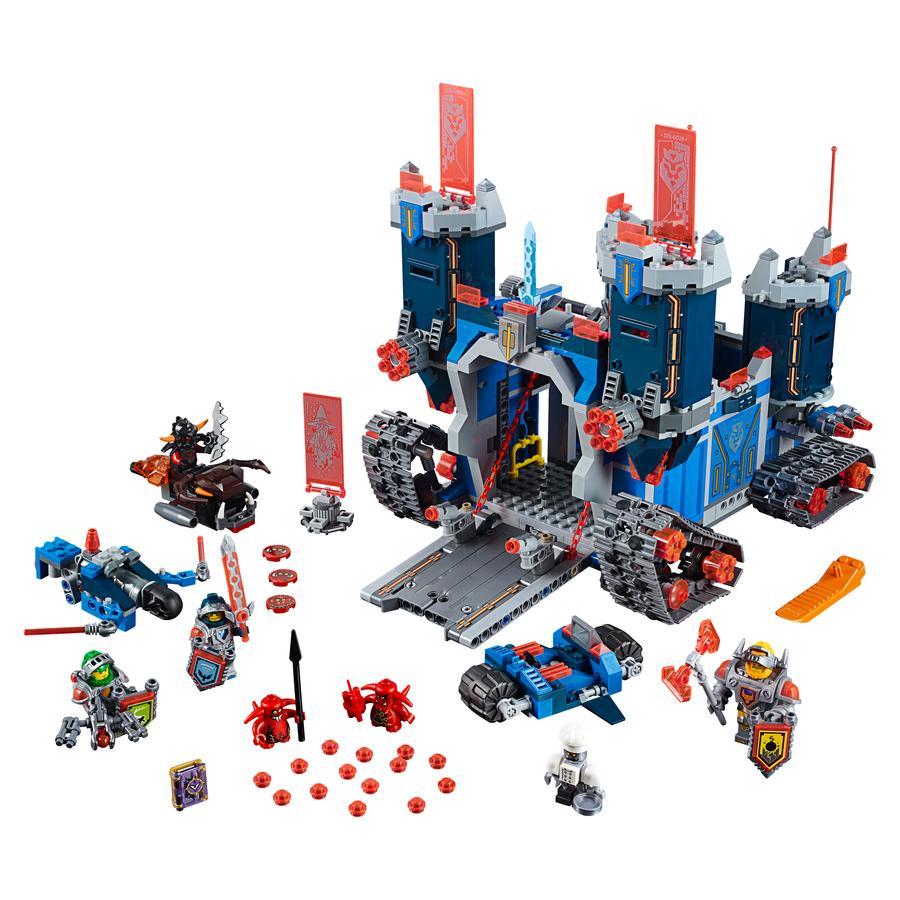LEGO® Nexo Knights™ - Fortrex – Die rollende Fe...