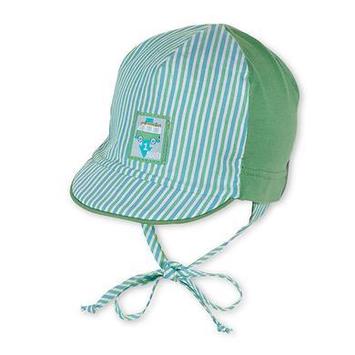 Sterntaler Čepice s kšiltem zelená