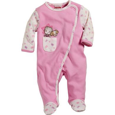 Schnizler Girls Schlafanzug pastell Rose - rosa/pink - Gr.68 - Mädchen