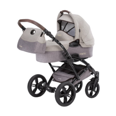 Knorr-Baby Barnvagn Voletto Happy Colour beige-brun