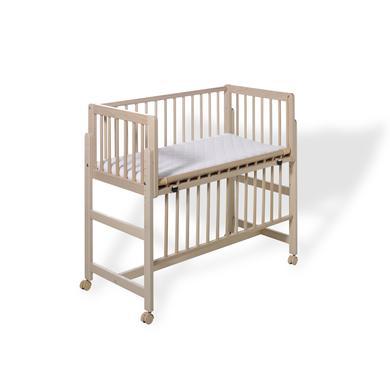 Kinderbetten - geuther Bett an Bett Betsy natur  - Onlineshop Babymarkt