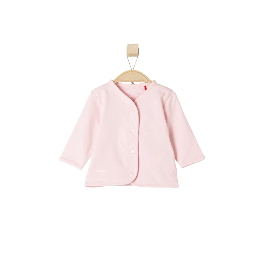 s.OLIVER Girls Sweatjacke pink