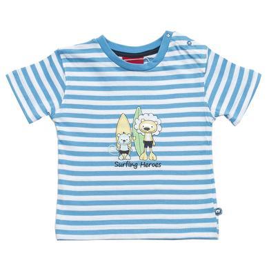 Salt and Pepper Boys T-Shirt baby blue blau Jungen