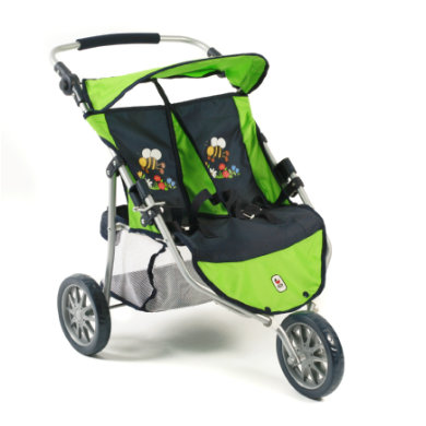 CHIC 2000 BAYER Zwillings-Buggy JOGGER bumblebe...