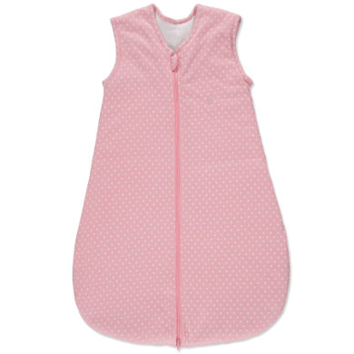 Little  Baby Friends forever Jersey spací pytel Smart & Cosy růžový 90 cm - pestrobarevná