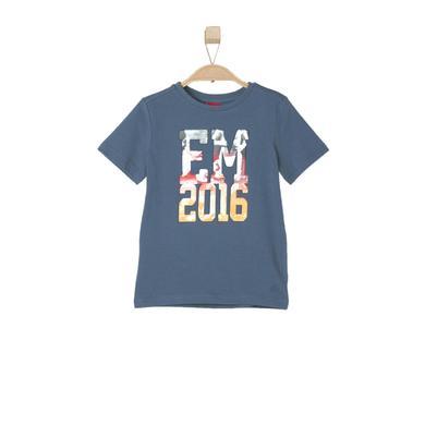 s.OLIVER Boys T-Shirt dark blue - blau - Jungen